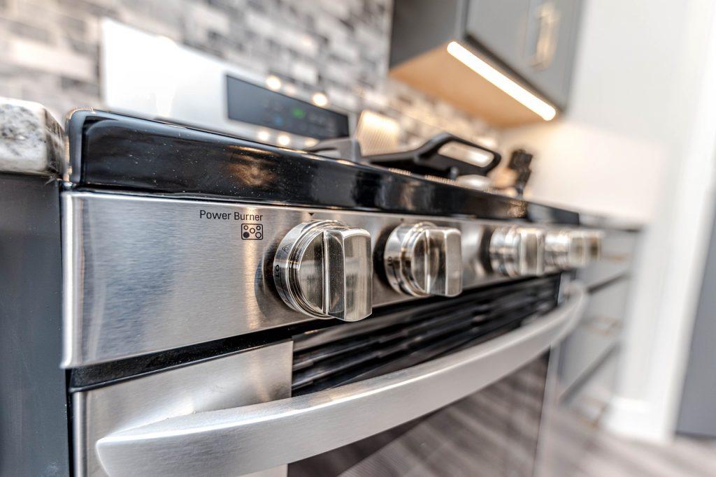Optez pour de l'électroménager pas cher dans votre cuisine.